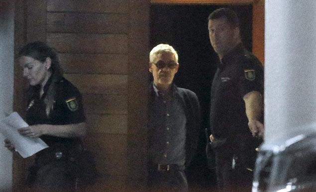 Francisco José Garzón Amo, em foto de domingo (28); em depoimento, maquinista disse não saber por que demorou a frear