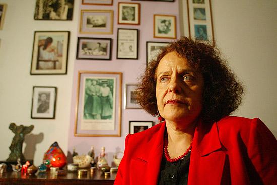 Eleonora Menicucci de Oliveira, 67, que assumirá a secretaria de Políticas para Mulheres