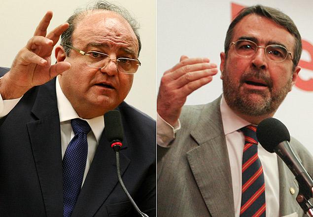Cândido Vaccarezza (PT-SP) e Henrique Fontana (PT-RS) participarão do grupo de trabalho da reforma política