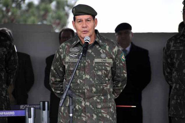 General Antônio Hamilton Martins Mourão