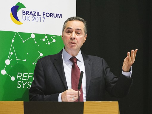 Luis Barroso - Brazil Forum London