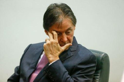 Presidente do Senado, Eunício de Oliveira, quer acelerar votação da reforma trabalhista