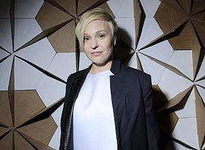 Erika Palomino dos corredores da Bienal