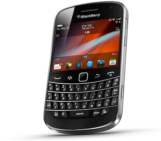 A RIM quer que o Blackberry seja usado como documento de identidade