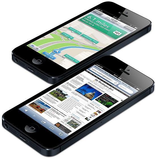 O novo iPhone (foto) entrou na lista da Samsung de dispositivos que infringiriam suas patentes nos EUA