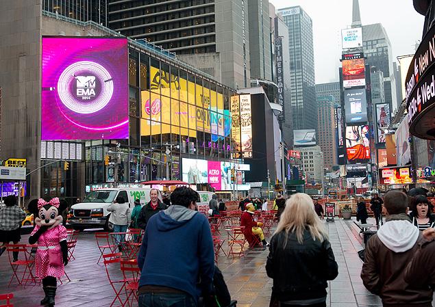 Nova York é a cidade com mais atividades