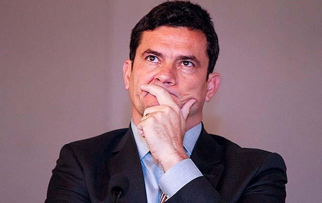 Juiz Sérgio Moro, da 13ª Vara Federal de Curitiba, participa do 5º Fórum Nacional Criminal dos Juízes Federais, em São Paulo