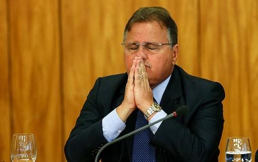 O ex-ministro Geddel Vieira Lima, que foi preso nesta segunda pela Polícia Federal na Bahia