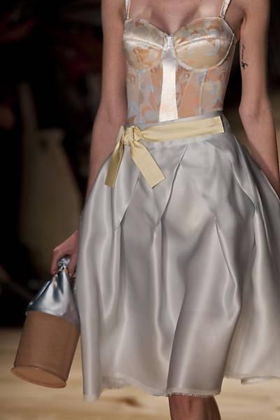 Desfile da coleção feminina do estilista Alexandre Herchcovicth no segundo dia da SPFW