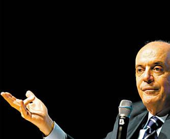 O ex-governador José Serra, que perdeu espaço no PSDB após a derrota para Dilma Rousseff nas eleição presidencial de 2010