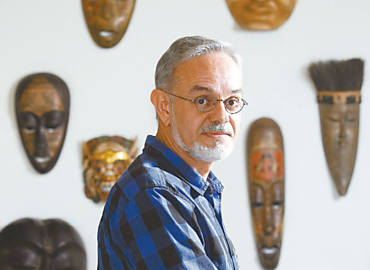 O sociólogo Luís de Gusmão, autor de