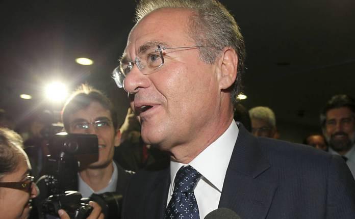 El senador Renan Calheiros va a devolver el dinero por el uso de un avión oficial para fines privados
