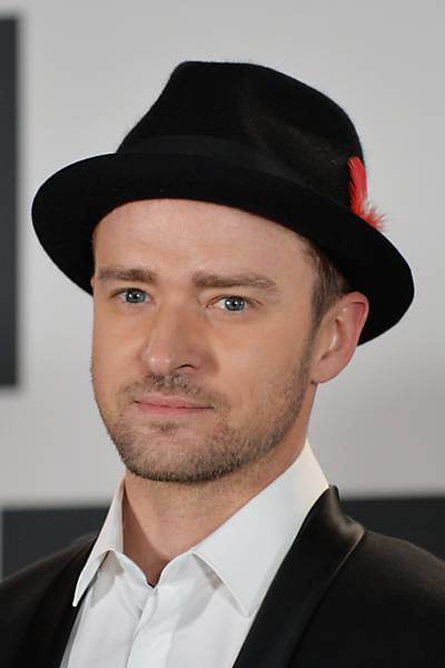 Justin Timberlake no MTV Video Music Awards em Nova York