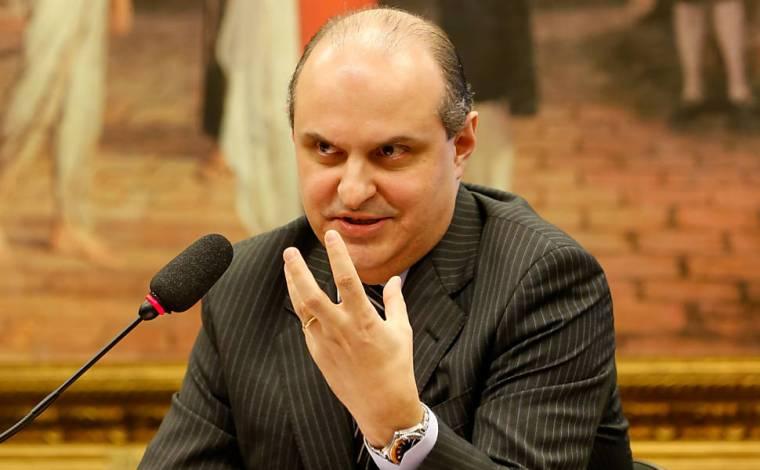 O ex-presidente da Camargo Corrêa, Dalton Avancini
