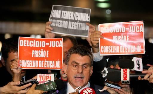 Resultado de imagem para Procuradoria abre nova investigação sobre controle de TV por Jucá