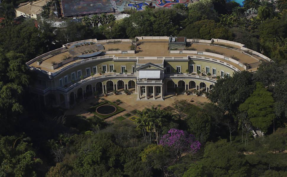As 10 maiores mansões de SP