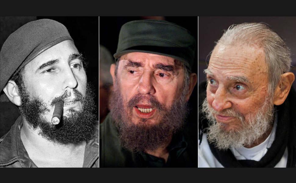 Resultado de imagem para Fidel Castro morto