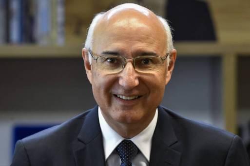 O presidente do TST, ministro Ives Gandra da Silva Martins Filho