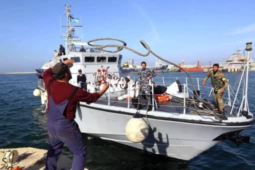 31 mortes em naufrágio na Líbia