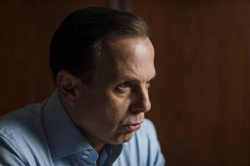 Resultado de imagem para Doria pede prévias em março e sinaliza candidatura a governador