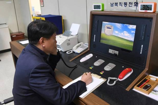 Coreia do Norte reabre comunicação com Seul