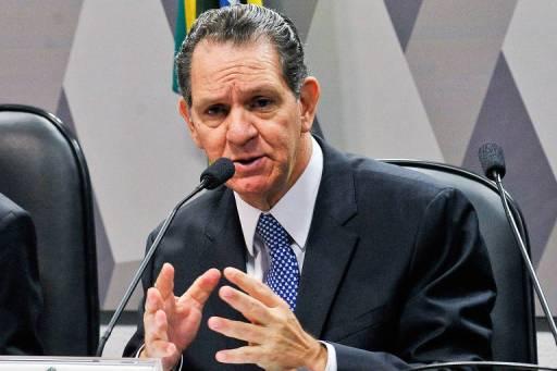 O ministro João Otávio de Noronha