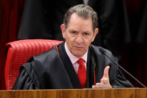 O ministro João Otávio de Noronha, do STJ, corregedor nacional de Justiça