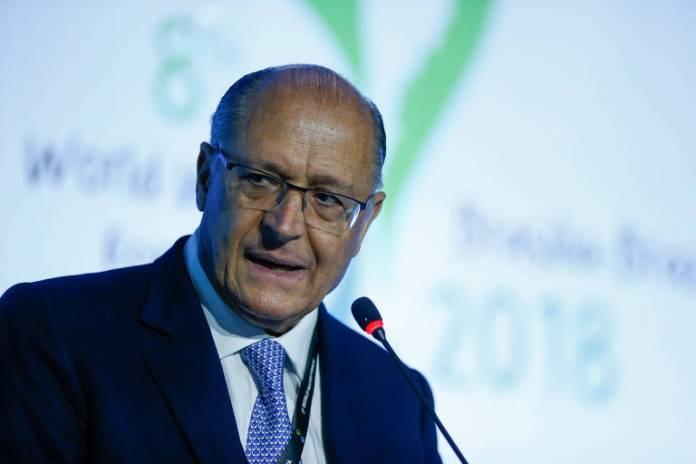 O ex-governador de São Paulo Geraldo Alckmin (PSDB)