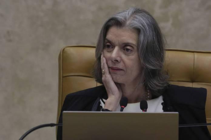 CÁRMEN LÚCIA - CONTRA LULA: Para a magistrada, o princípio da presunção de inocência deve ser avaliado em contraponto a outros princípios constitucionais, como o da igualdade, e a necessidade de resposta eficaz da Justiça