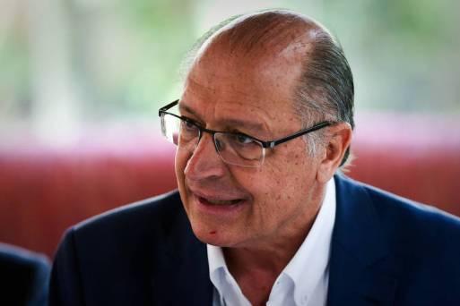 Geraldo Alckmin anuncia os integrantes de sua equipe econômica na última semana