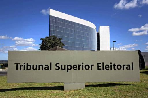 Prédio do Tribunal Superior Eleitoral em Brasília
