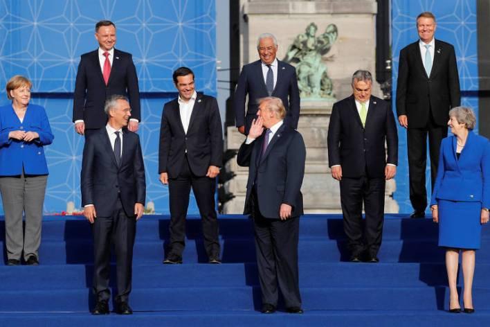 15313650425b46c6b279f46_1531365042_3x2_md Trump diz que países da Otan vão aumentar gastos, mas aliados não confirmam