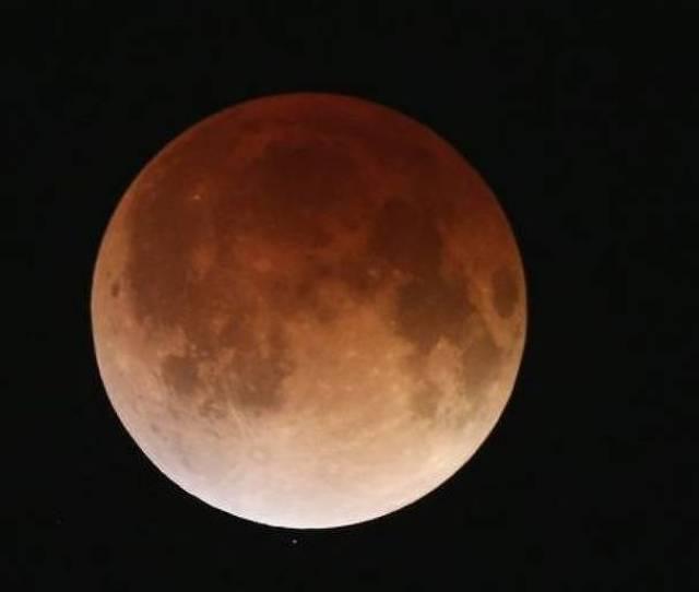 No Horario De Brasilia Lua Durante O Eclipse