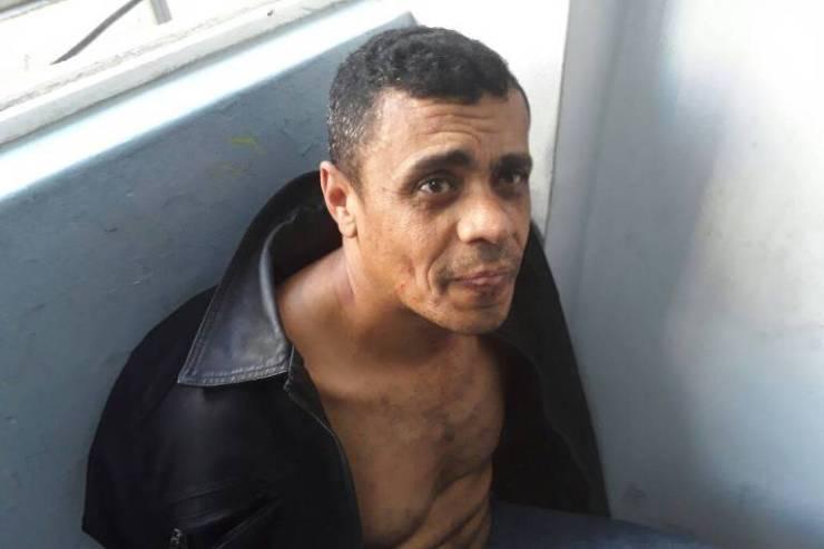 Adélio Bispo de Oliveira, de 40 anos, responsável pelo ataque contra Jair Bolsonaro (PSL)
