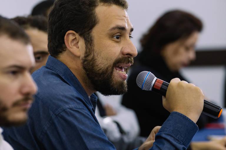 Eleições 2018 - Guilherme Boulos