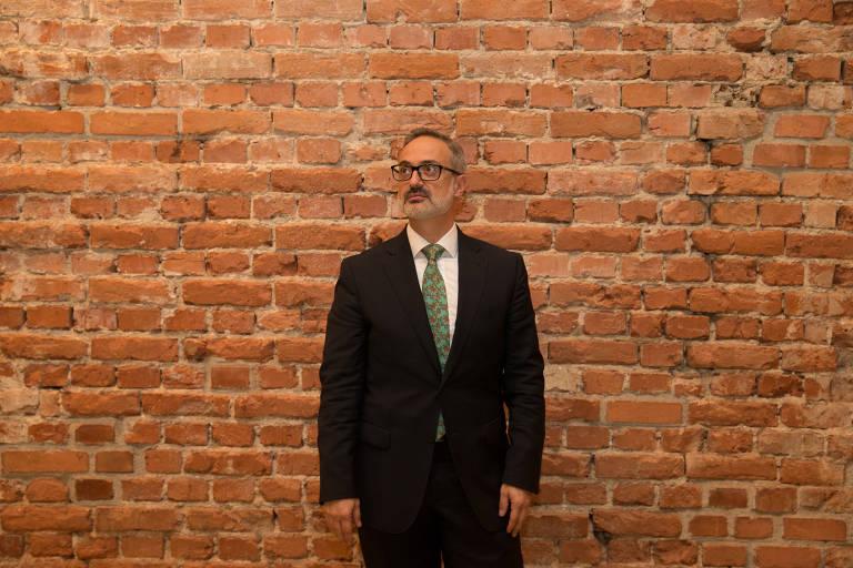 O cônsul-geral da Grécia em SP, Stylianos Hourmouziadis