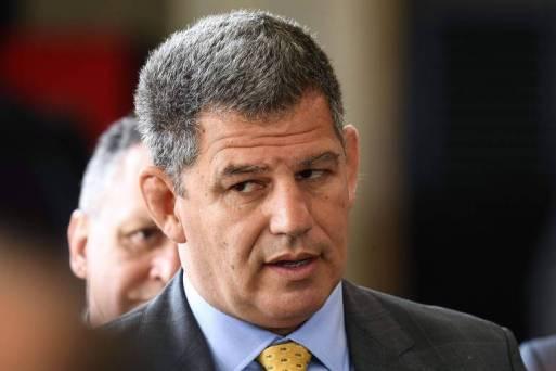O ministro da Secretaria de Governo, Gustavo Bebianno
