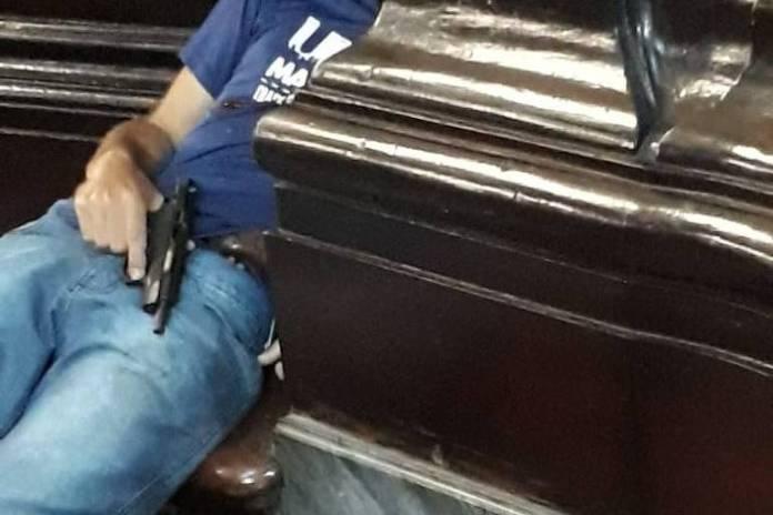 Corpo de suspeito de atirar em fiéis em catedral de Campinas