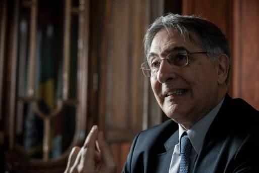 O ex-governador de Minas Gerais Fernando Pimentel (PT)