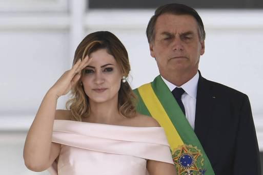 Veja imagens da posse de Bolsonaro