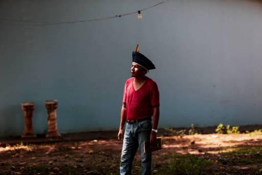 Evangelização de índios por índios
