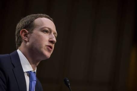 Mark Zuckerberg, presidente-executivo do Facebook; apesar do lucro, ano foi um dos mais difíceis em termos reputacionais para a companhia