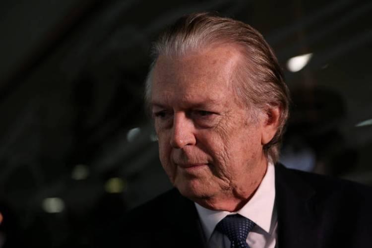O deputado federal Luciano Bivar, presidente nacional do PSL