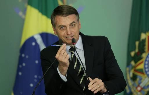 Em dez fotos, os primeiros cem dias do governo Bolsonaro