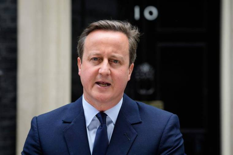 David Cameron, o fujão: o então primeiro-ministro convocou o plebiscito sobre a saída do Reindo Unido e renunciou no dia seguinte à consulta