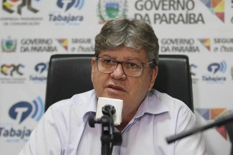 15642373035d3c5df739926 1564237303 3x2 md - ENTRE OS GOVERNADORES 'DE PARAÍBA': Folha diz que João Azevedo 'virou inimigo' em remendo de Bolsonaro sobre nordestinos