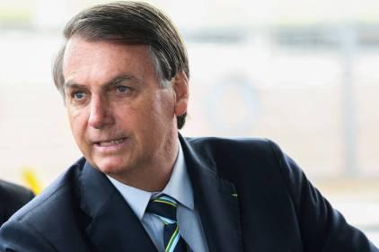 Image result for Bolsonaro passa por consulta e diz que pode estar com câncer de pele