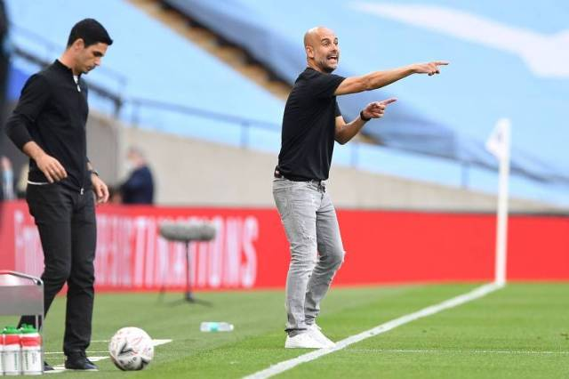 Ex-assistente de Guardiola, Arteta venceu o antigo chefe na semifinal da última Copa da Inglaterra