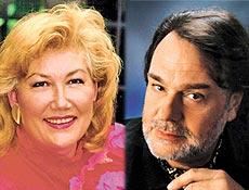 A alemã Gabriele Schnaut (Herodiades) e o norte-americano Thomas Moser (Herodes)