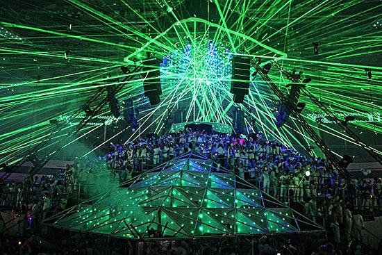 Skol Sensation, festival de música eletrônica, acontece este ano no Pavilhão do Anhembi (zona norte de SP